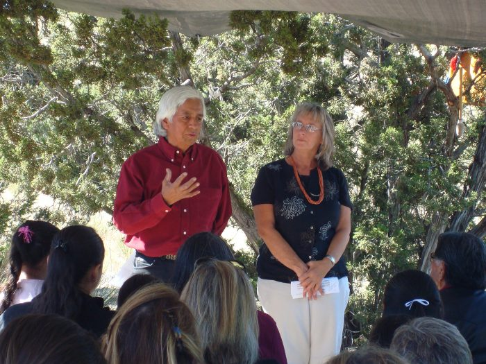 Larry and Deborah Littlebird